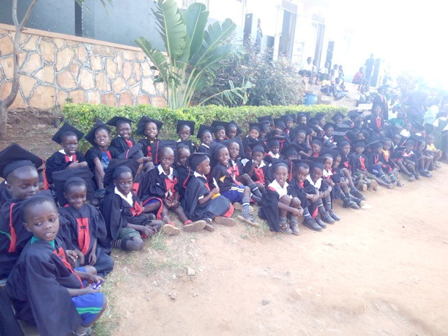 Orphaned and vulnerable Children (OVCs) support Project